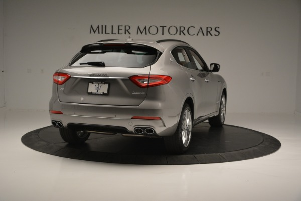 New 2018 Maserati Levante Q4 GranSport for sale Sold at Rolls-Royce Motor Cars Greenwich in Greenwich CT 06830 10