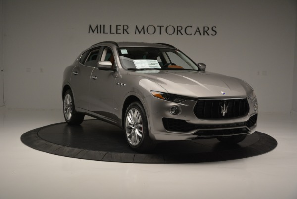New 2018 Maserati Levante Q4 GranSport for sale Sold at Rolls-Royce Motor Cars Greenwich in Greenwich CT 06830 16