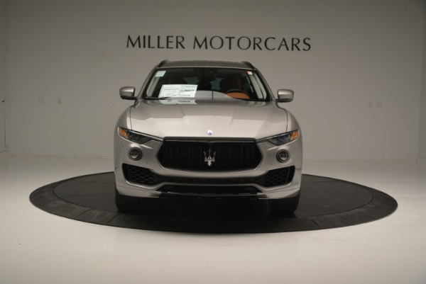 New 2018 Maserati Levante Q4 GranSport for sale Sold at Rolls-Royce Motor Cars Greenwich in Greenwich CT 06830 17