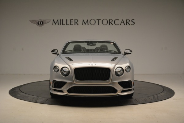 Used 2018 Bentley Continental GT Supersports Convertible for sale Sold at Rolls-Royce Motor Cars Greenwich in Greenwich CT 06830 12