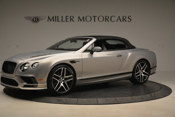 Used 2018 Bentley Continental GT Supersports Convertible for sale Sold at Rolls-Royce Motor Cars Greenwich in Greenwich CT 06830 13