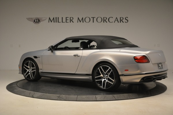 Used 2018 Bentley Continental GT Supersports Convertible for sale Sold at Rolls-Royce Motor Cars Greenwich in Greenwich CT 06830 15
