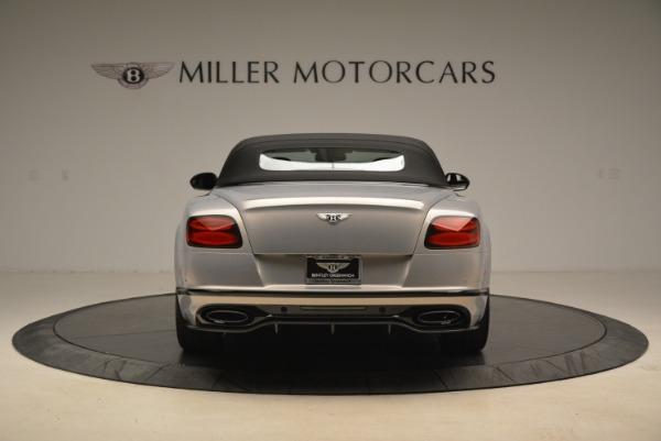 Used 2018 Bentley Continental GT Supersports Convertible for sale Sold at Rolls-Royce Motor Cars Greenwich in Greenwich CT 06830 16