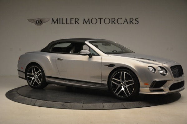 Used 2018 Bentley Continental GT Supersports Convertible for sale Sold at Rolls-Royce Motor Cars Greenwich in Greenwich CT 06830 19