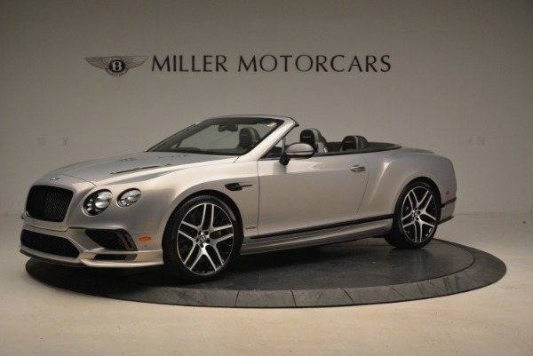 Used 2018 Bentley Continental GT Supersports Convertible for sale Sold at Rolls-Royce Motor Cars Greenwich in Greenwich CT 06830 2