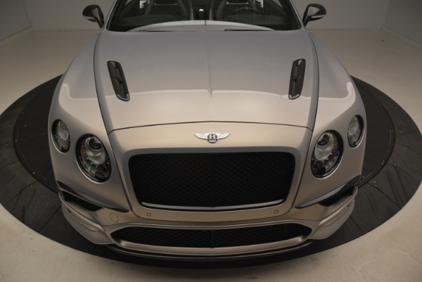 Used 2018 Bentley Continental GT Supersports Convertible for sale Sold at Rolls-Royce Motor Cars Greenwich in Greenwich CT 06830 20