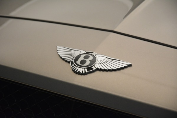 Used 2018 Bentley Continental GT Supersports Convertible for sale Sold at Rolls-Royce Motor Cars Greenwich in Greenwich CT 06830 21