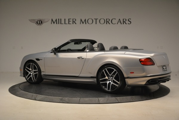 Used 2018 Bentley Continental GT Supersports Convertible for sale Sold at Rolls-Royce Motor Cars Greenwich in Greenwich CT 06830 4