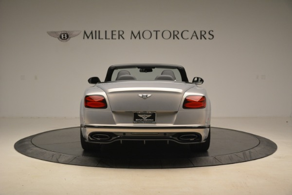 Used 2018 Bentley Continental GT Supersports Convertible for sale Sold at Rolls-Royce Motor Cars Greenwich in Greenwich CT 06830 6