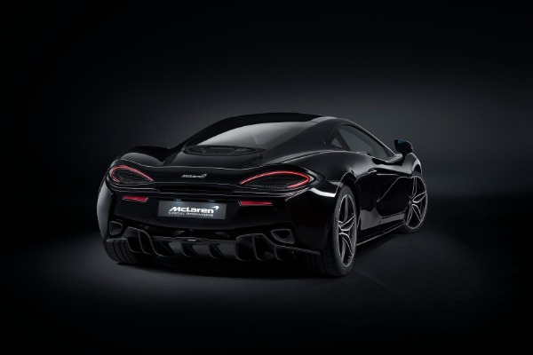 New 2018 MCLAREN 570GT MSO COLLECTION - LIMITED EDITION for sale Sold at Rolls-Royce Motor Cars Greenwich in Greenwich CT 06830 2