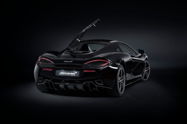 New 2018 MCLAREN 570GT MSO COLLECTION - LIMITED EDITION for sale Sold at Rolls-Royce Motor Cars Greenwich in Greenwich CT 06830 3