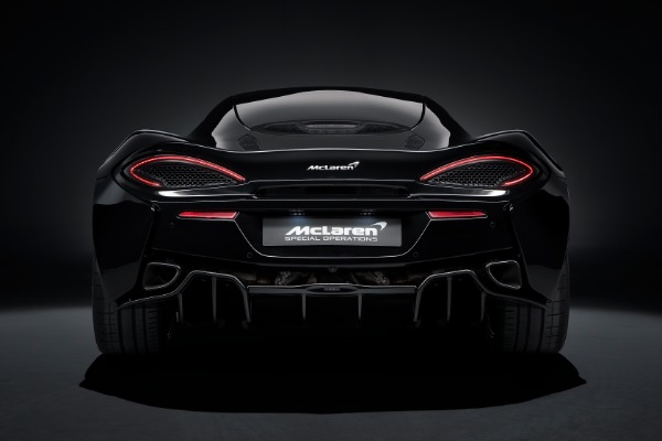 New 2018 MCLAREN 570GT MSO COLLECTION - LIMITED EDITION for sale Sold at Rolls-Royce Motor Cars Greenwich in Greenwich CT 06830 4