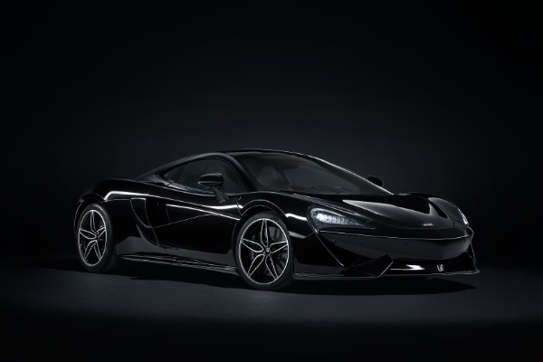 New 2018 MCLAREN 570GT MSO COLLECTION - LIMITED EDITION for sale Sold at Rolls-Royce Motor Cars Greenwich in Greenwich CT 06830 1