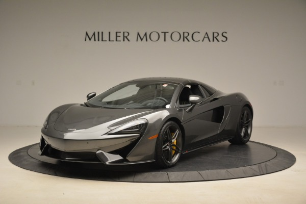 New 2018 McLaren 570S Spider for sale Sold at Rolls-Royce Motor Cars Greenwich in Greenwich CT 06830 15
