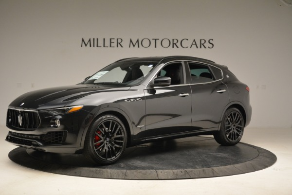 New 2018 Maserati Levante S Q4 Gransport for sale Sold at Rolls-Royce Motor Cars Greenwich in Greenwich CT 06830 2