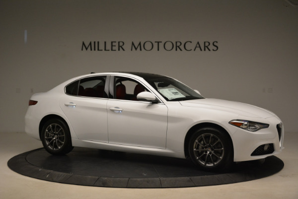 New 2018 Alfa Romeo Giulia Q4 for sale Sold at Rolls-Royce Motor Cars Greenwich in Greenwich CT 06830 10