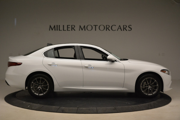 New 2018 Alfa Romeo Giulia Q4 for sale Sold at Rolls-Royce Motor Cars Greenwich in Greenwich CT 06830 9