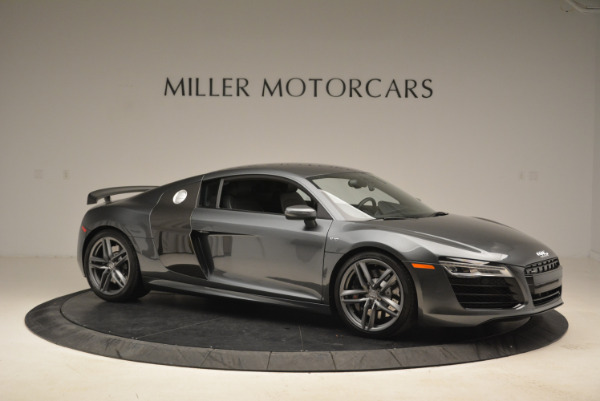 Used 2014 Audi R8 5.2 quattro for sale Sold at Rolls-Royce Motor Cars Greenwich in Greenwich CT 06830 10