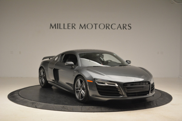 Used 2014 Audi R8 5.2 quattro for sale Sold at Rolls-Royce Motor Cars Greenwich in Greenwich CT 06830 11
