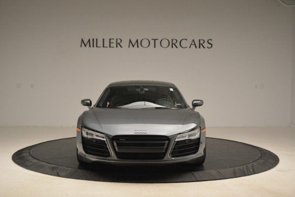 Used 2014 Audi R8 5.2 quattro for sale Sold at Rolls-Royce Motor Cars Greenwich in Greenwich CT 06830 12