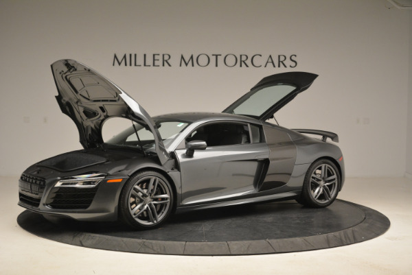 Used 2014 Audi R8 5.2 quattro for sale Sold at Rolls-Royce Motor Cars Greenwich in Greenwich CT 06830 13