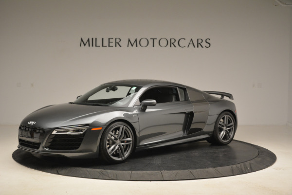 Used 2014 Audi R8 5.2 quattro for sale Sold at Rolls-Royce Motor Cars Greenwich in Greenwich CT 06830 2