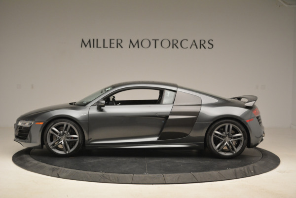 Used 2014 Audi R8 5.2 quattro for sale Sold at Rolls-Royce Motor Cars Greenwich in Greenwich CT 06830 3