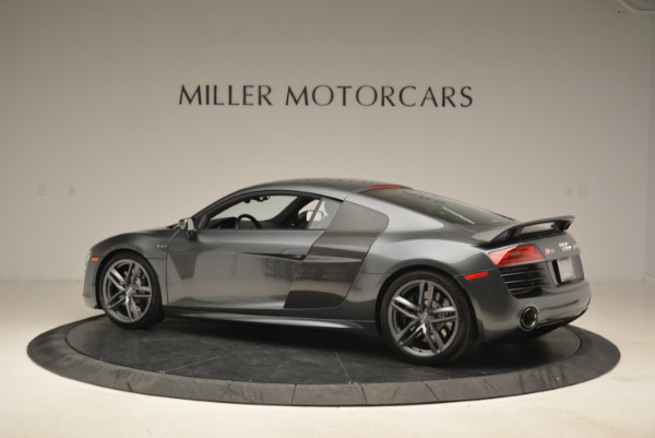Used 2014 Audi R8 5.2 quattro for sale Sold at Rolls-Royce Motor Cars Greenwich in Greenwich CT 06830 4