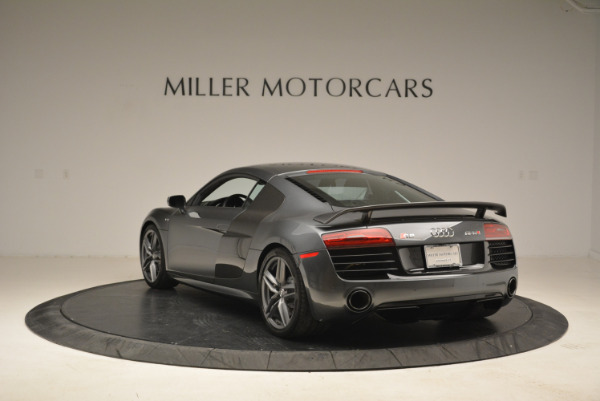 Used 2014 Audi R8 5.2 quattro for sale Sold at Rolls-Royce Motor Cars Greenwich in Greenwich CT 06830 5