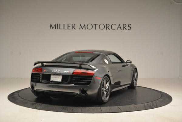 Used 2014 Audi R8 5.2 quattro for sale Sold at Rolls-Royce Motor Cars Greenwich in Greenwich CT 06830 7