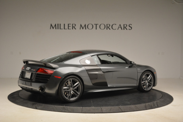 Used 2014 Audi R8 5.2 quattro for sale Sold at Rolls-Royce Motor Cars Greenwich in Greenwich CT 06830 8
