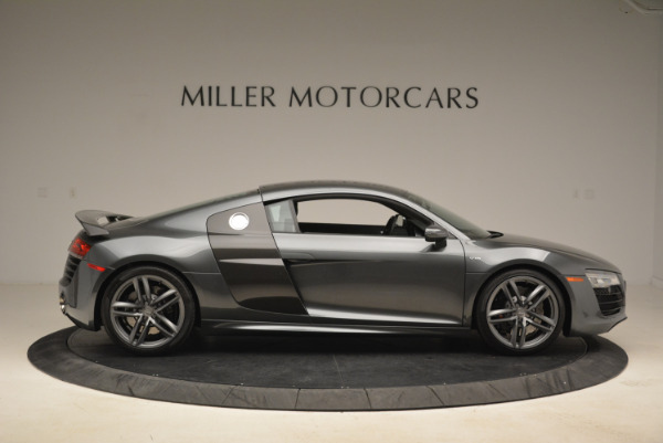 Used 2014 Audi R8 5.2 quattro for sale Sold at Rolls-Royce Motor Cars Greenwich in Greenwich CT 06830 9