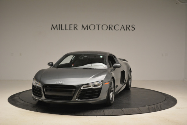 Used 2014 Audi R8 5.2 quattro for sale Sold at Rolls-Royce Motor Cars Greenwich in Greenwich CT 06830 1