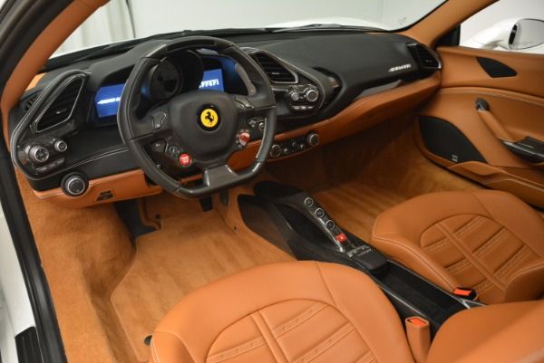 Used 2016 Ferrari 488 GTB for sale Sold at Rolls-Royce Motor Cars Greenwich in Greenwich CT 06830 13