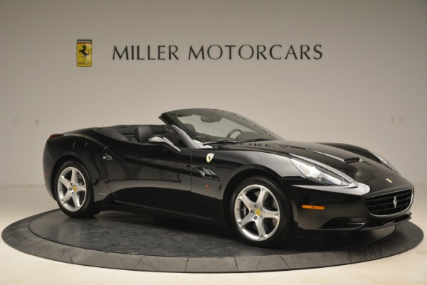 Used 2009 Ferrari California for sale Sold at Rolls-Royce Motor Cars Greenwich in Greenwich CT 06830 10
