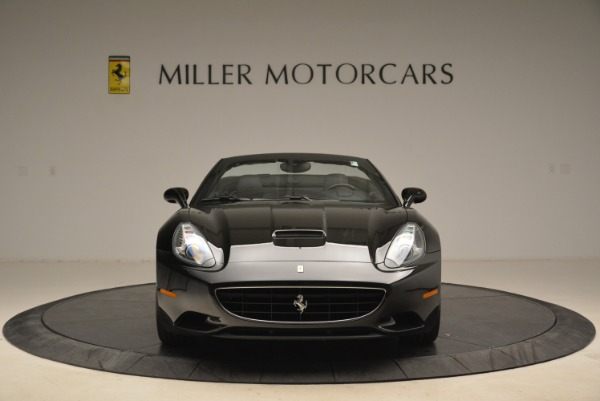 Used 2009 Ferrari California for sale Sold at Rolls-Royce Motor Cars Greenwich in Greenwich CT 06830 12