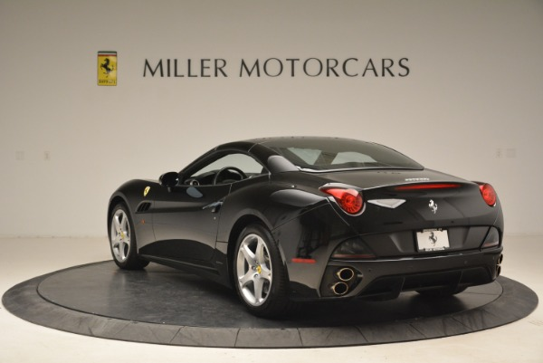 Used 2009 Ferrari California for sale Sold at Rolls-Royce Motor Cars Greenwich in Greenwich CT 06830 17