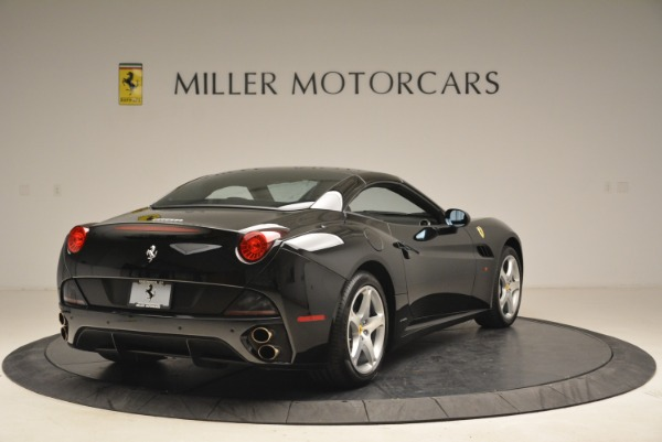 Used 2009 Ferrari California for sale Sold at Rolls-Royce Motor Cars Greenwich in Greenwich CT 06830 19