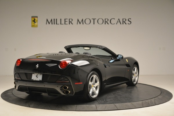 Used 2009 Ferrari California for sale Sold at Rolls-Royce Motor Cars Greenwich in Greenwich CT 06830 7