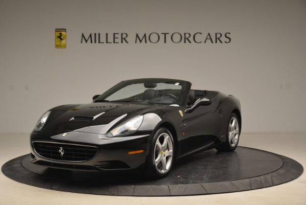 Used 2009 Ferrari California for sale Sold at Rolls-Royce Motor Cars Greenwich in Greenwich CT 06830 1