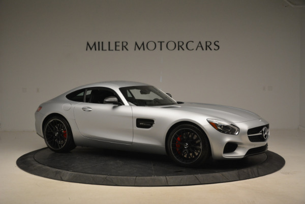 Used 2016 Mercedes-Benz AMG GT S for sale Sold at Rolls-Royce Motor Cars Greenwich in Greenwich CT 06830 10