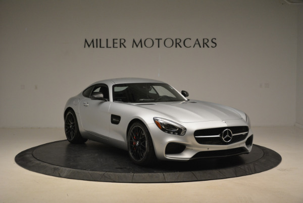 Used 2016 Mercedes-Benz AMG GT S for sale Sold at Rolls-Royce Motor Cars Greenwich in Greenwich CT 06830 11