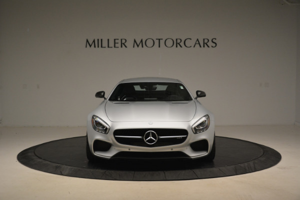 Used 2016 Mercedes-Benz AMG GT S for sale Sold at Rolls-Royce Motor Cars Greenwich in Greenwich CT 06830 12