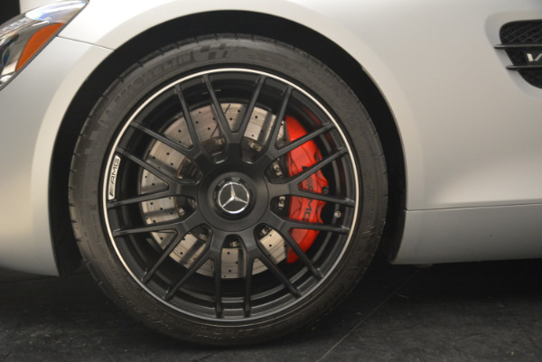 Used 2016 Mercedes-Benz AMG GT S for sale Sold at Rolls-Royce Motor Cars Greenwich in Greenwich CT 06830 13