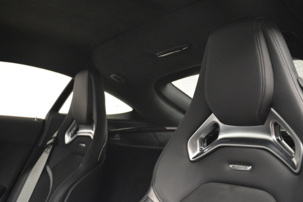 Used 2016 Mercedes-Benz AMG GT S for sale Sold at Rolls-Royce Motor Cars Greenwich in Greenwich CT 06830 15