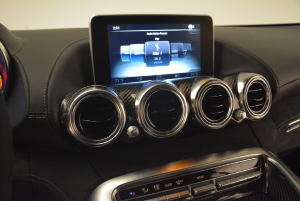 Used 2016 Mercedes-Benz AMG GT S for sale Sold at Rolls-Royce Motor Cars Greenwich in Greenwich CT 06830 16