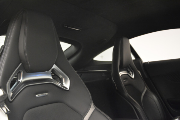 Used 2016 Mercedes-Benz AMG GT S for sale Sold at Rolls-Royce Motor Cars Greenwich in Greenwich CT 06830 18
