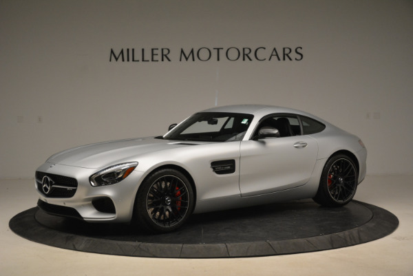 Used 2016 Mercedes-Benz AMG GT S for sale Sold at Rolls-Royce Motor Cars Greenwich in Greenwich CT 06830 2