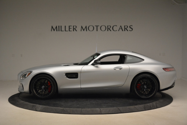 Used 2016 Mercedes-Benz AMG GT S for sale Sold at Rolls-Royce Motor Cars Greenwich in Greenwich CT 06830 3