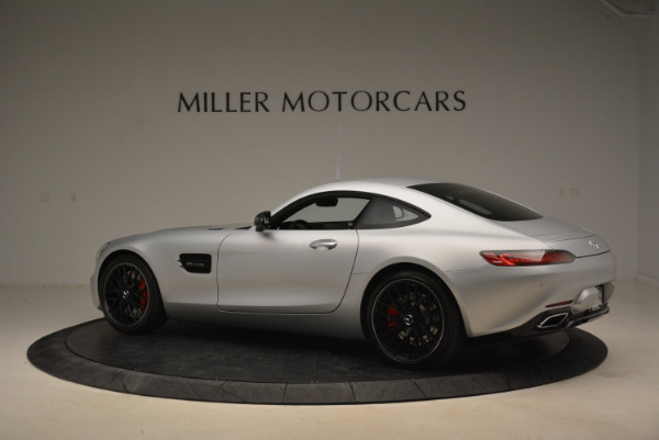 Used 2016 Mercedes-Benz AMG GT S for sale Sold at Rolls-Royce Motor Cars Greenwich in Greenwich CT 06830 4